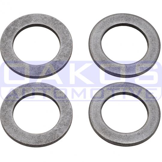 Subaru (OEM) Brake Hose Washer Gasket (Pack/4), \'02-\'18 WRX & \'04-\'18