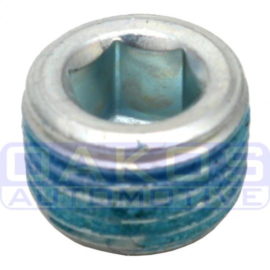 Subaru (OEM) Plug 1/8, Small Cylinder Head Oil Galley Plug, '04-'19 WRX/STi  & BRZ/FR-S/86