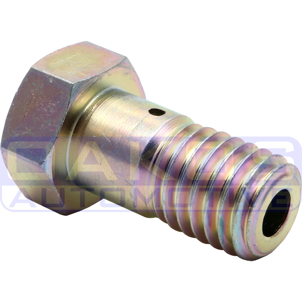 Subaru (OEM) Union Banjo Bolt (Oil Line to Turbo), '02-'14 ...