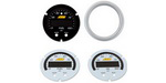"AEM ""X-Series"" Pressure Gauge Accessory Kit"