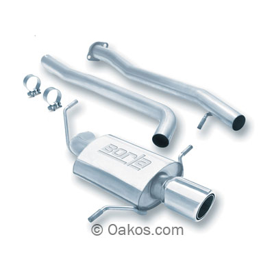 Borla Cat-back Exhaust System (2.5
