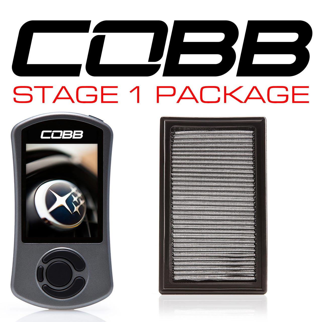 COBB Stage 1 Power Package W V3 AccessPort 06 07 WRX 04 STi