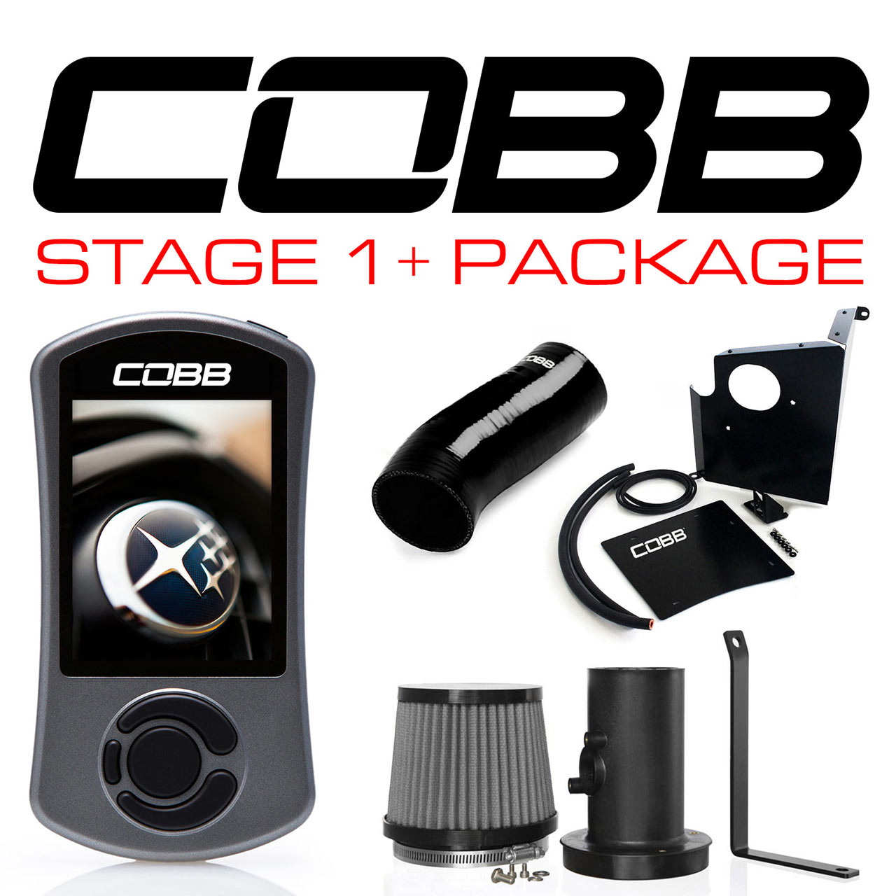 COBB Stage 1 Power Package W V3 AccessPort 2006 2007 WRX
