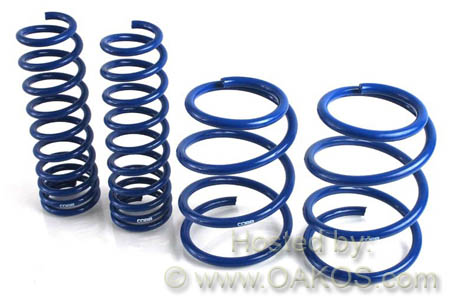 COBB Sport Lowering Springs, EVO X (Save $51!!)