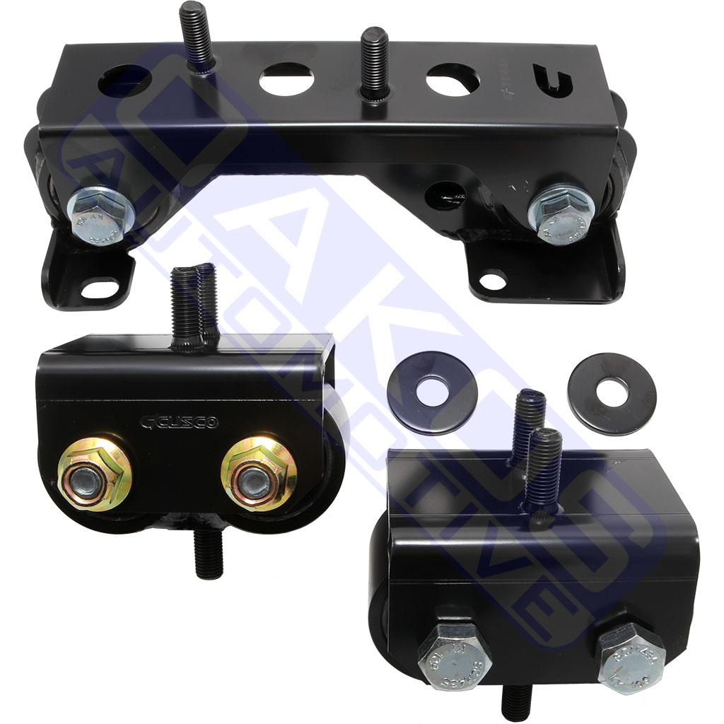 2019 Subaru Forester Transmission: Cusco Engine & Transmission Mount Set, 2002-2014 WRX
