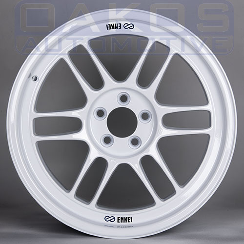 Enkei Rpf1 Wheels 17x9 35mm 5x100 Set 4 White
