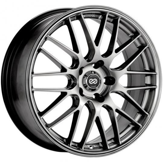 Enkei Ekm3 Wheels 17x7 45mm 5x100 Set4 Hyper Silver