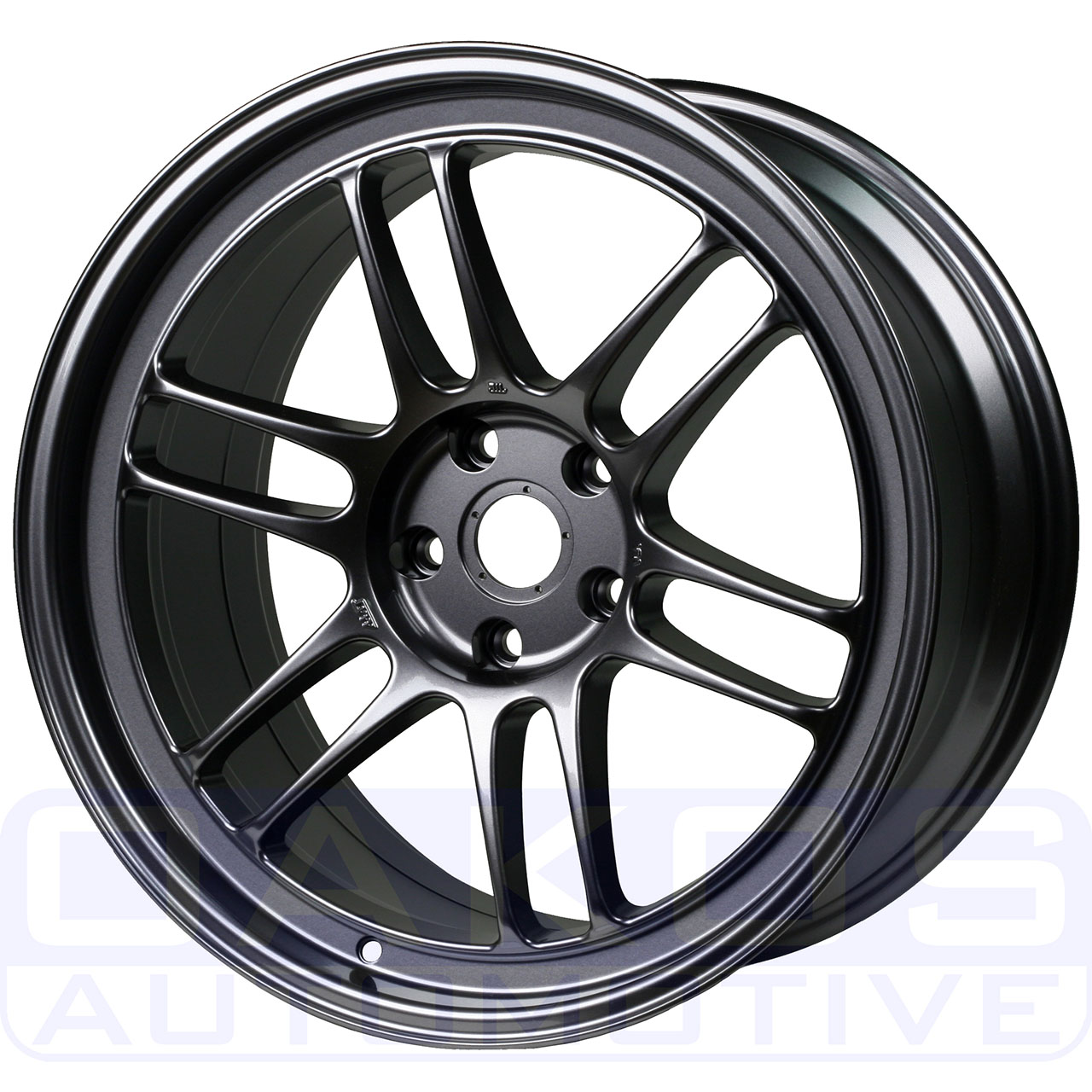 Enkei Rpf1 Wheels 18x8 Quot 35mm 5x100 Set 4 Gunmetal Sale Save 288 Oakos Automotive