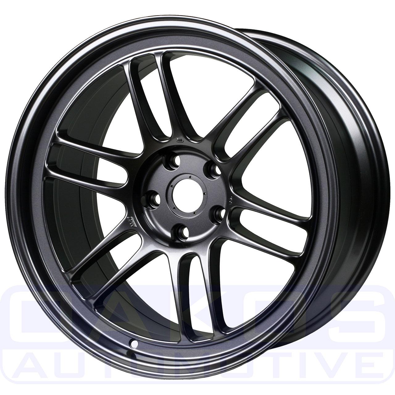 Black Rpf1 17x9 Enkei Rpf1 Wheels 17x9