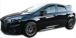 2016+ Ford Focus RS Performance Parts