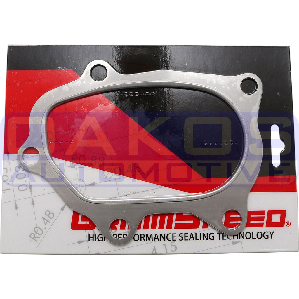 GrimmSpeed Turbo To Down Pipe Gasket, 2002-2014 WRX & 2004