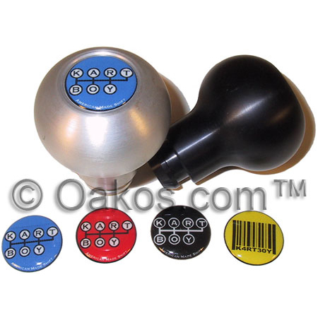 Kartboy KnuckleBall Shift Knob 5 Speed