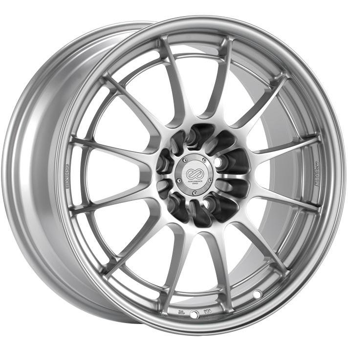 Enkei Nt03m Wheels 17x9 5 38mm 5x114 3 Set4 Hyper Silver