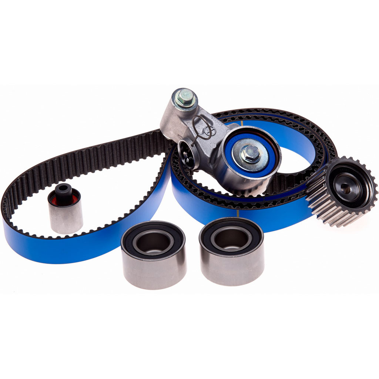 Gates Timing Belt Kit W Blue Racing Belt 04 05 Wrx